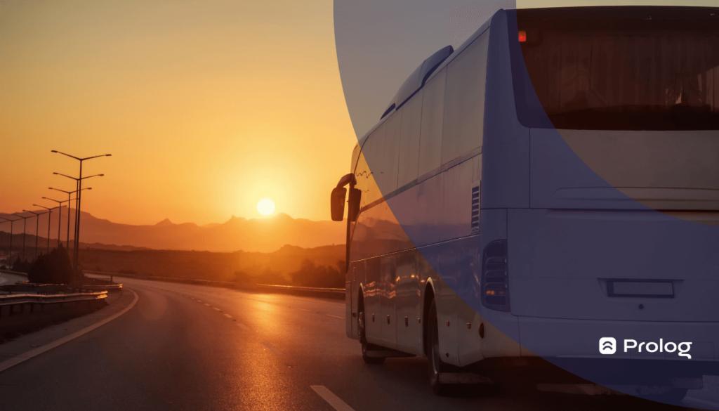 Checklist para manutenção de ônibus.