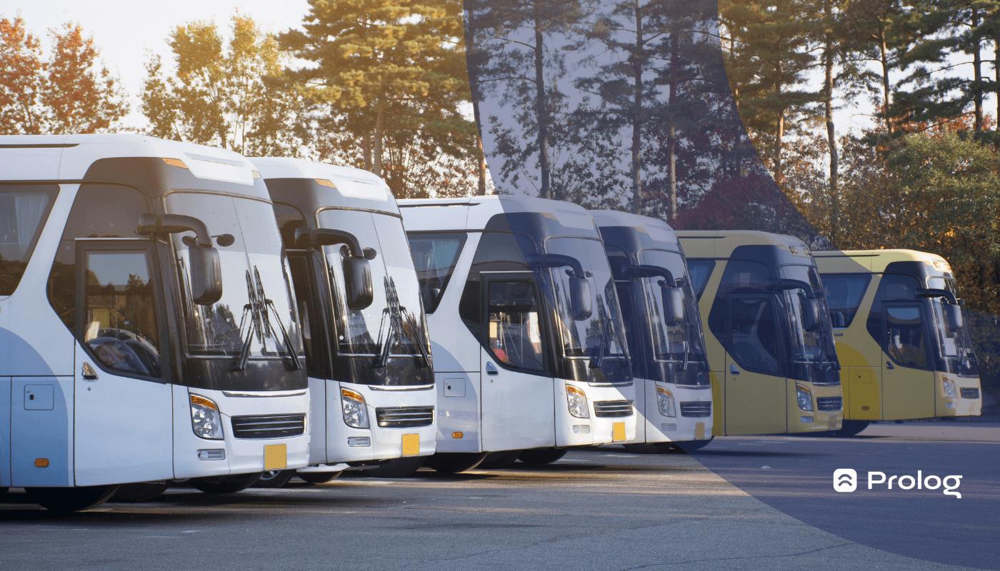 O que faz um software para gestão de frota de ônibus