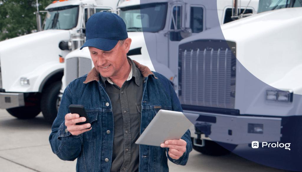 Use a tecnologia logística para melhorar suas operações de transporte.