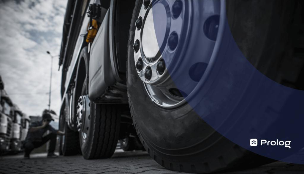 calibragem de pneus de caminhão em dia: como controlar