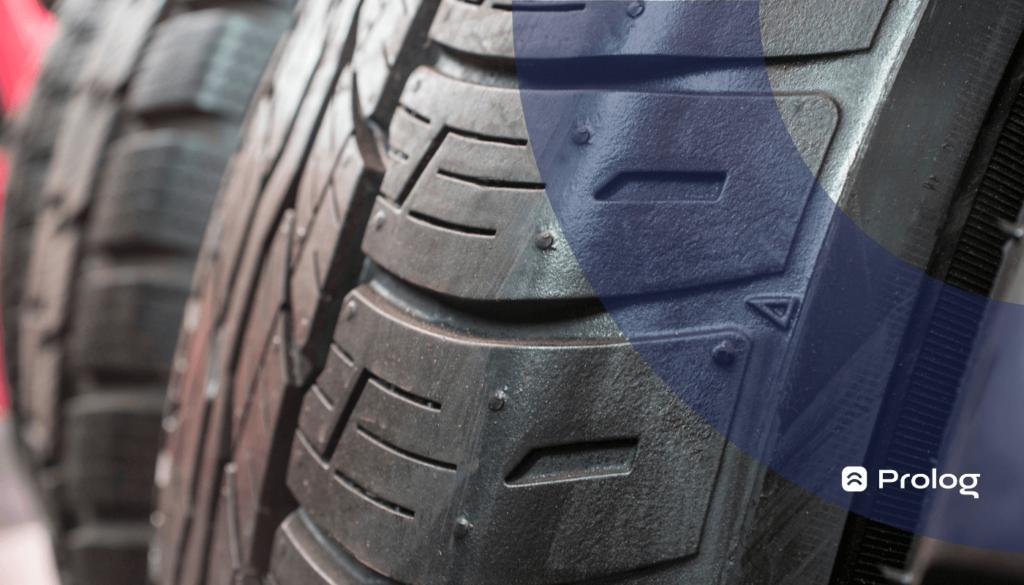 Como identificar o indicador de desgaste do pneu?