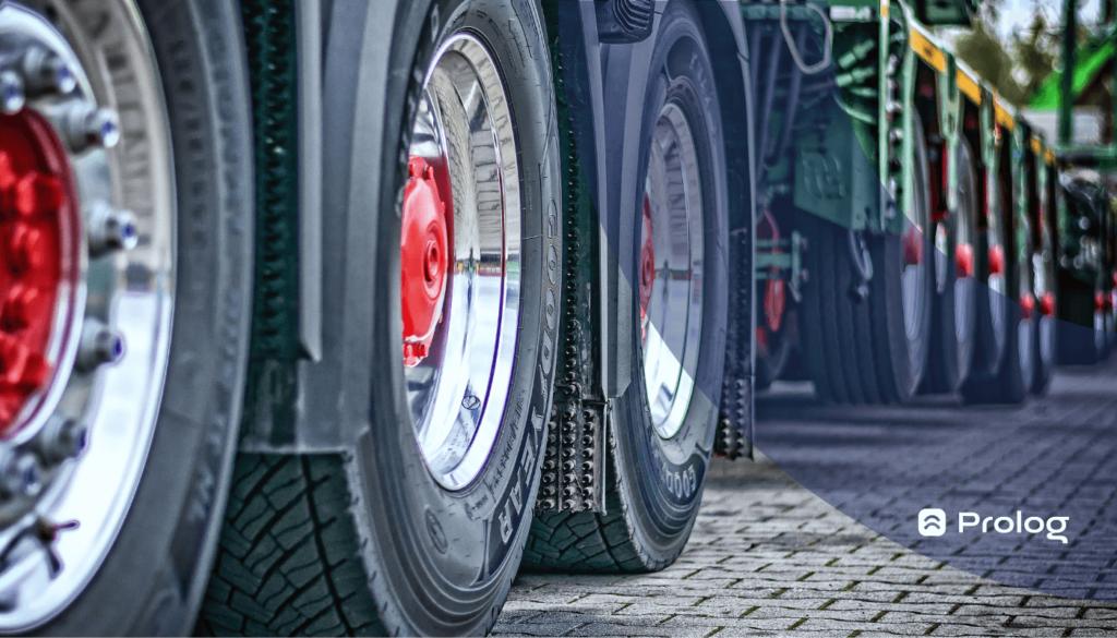 Por que fazer rodízio de pneus?