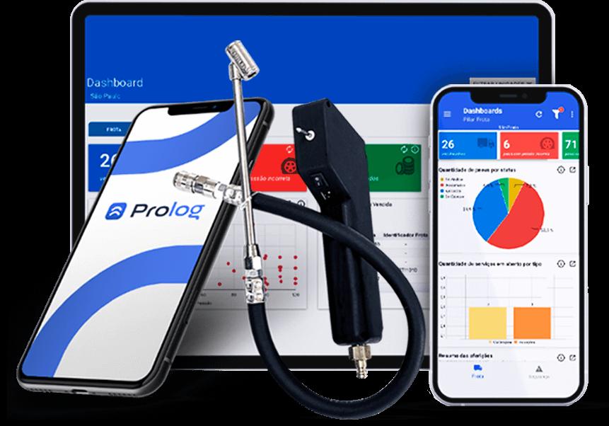 Prolog App - Gestão de Pneus